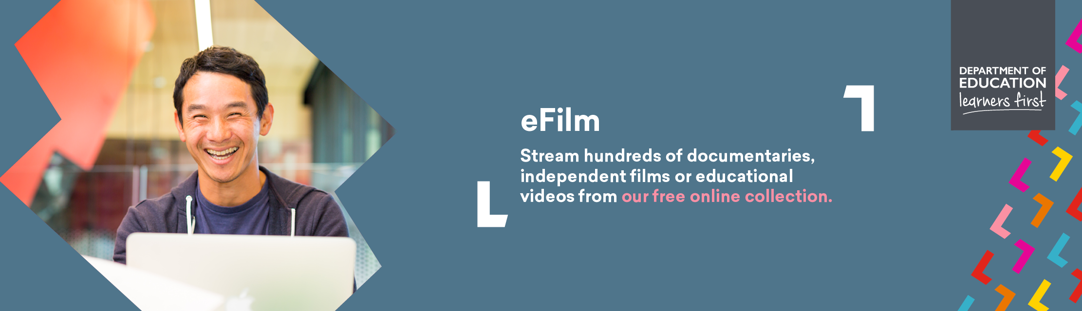 Stream hundreds of documentaries, independent films, or educational videos from our free online collection