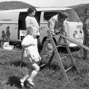 A History of Play: Early Childhood Education in Tasmania