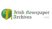 Irish Newspaper Archive website