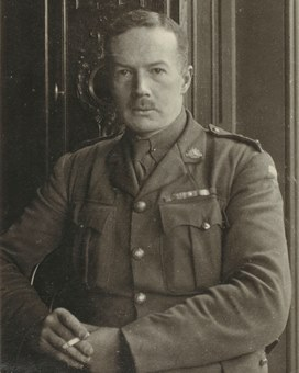 Photograph - Lieutenant-Colonel Charles H Elliot - July 1918
